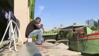Paris accueille les premiers réfugiés