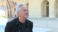 Exposition d'Anish Kapoor au château de Versailles
