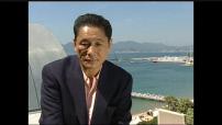 """Interview et illustrations de Takeshi Kitano pour le film """"Tabou"""""""