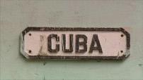 Cuba : littoral, coucher de soleil, puits de pétrole, scènes de rues de nuit