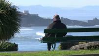 Biarritz et le sud Ouest dans la douceur hivernale