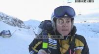 Plateau Val Thorens a winter ice paradise