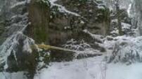 Un scout blessé par la chute d'un rocher en Isère