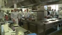 """Concours national """"Jeunes Talents Maître Restaurateur"""" parrainé par Norbert Tarrayre ex-TOP CHEF :"""