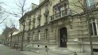 Illustration de l'extérieur de l'Ecole Nationale d'Arts et Métiers de Paris
