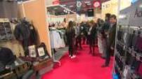 Made in France : visite de Claude Bartolone, Benoît Hamon, Yves Jego et Arnaud Montebourg à la MIF Expo de Paris