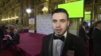Cérémonie de remise des médailles du Meilleur apprenti de France au Sénat
