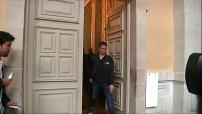 Affaire d'Outreau : ouverture du procès de Daniel Legrand - réactions après sortie d'audience