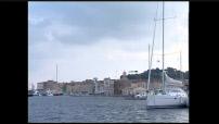 SDA Ramatuelle : carte postale de Ramatuelle / port de Saint Tropez.