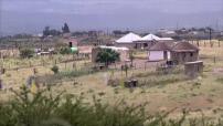 Afrique du Sud : campagnes et agriculture dans l'Etat Libre d'Orange