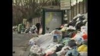 Naples le cauchemar des poubelles