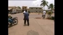 Cotonou: Illustrations quais port de Cotonou