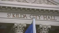 Illustrations de la mairie St Kilda à Melbourne