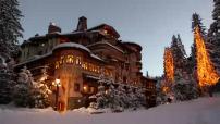 Grand format - Palace à la montagne : le sommet du luxe