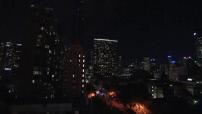 Illustration night laps in Melbourne