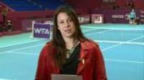 24h du sport féminin : Interview Marion Bartoli invitée spéciale de Sport 6