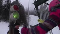 Une station de ski dans les Vosges interdite aux snowboarders