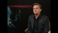 """Interview Leonardo Di Caprio pour """"Mensonges d'état"""""""