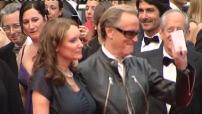 """64ème Festival de Cannes : montée des marches """"La Conquête"""""""