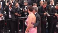 64e Festival de Cannes : montée des marches du jury pour l'ouverture