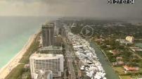 Etats-Unis : vues aériennes de Miami