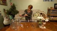 100% Récup : transformez vos bouteilles en déco de Noël