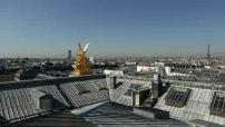 Le Mag - Le miel de l'Opéra Garnier : ruches et fabrication de miel (1/2)