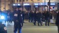 Birthday attack Hypercacher: arrival of Nicolas Sarkozy ceremony and interview Lassana Bathily