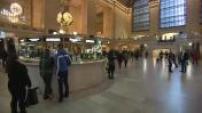 New York Illustrations 3/4: Grand Central Station