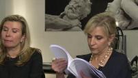 Affaire Jacqueline Sauvage (1/4): Les avocates de Jacqueline Sauvage adresse à François Hollande une demande de grâce présidentielle