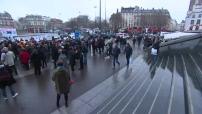 Affaire Jacqueline Sauvage (3/4): Rassemblement place de la Bastille pour la libération de Jacqueline Sauvage
