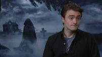 """Interview (Junket) Daniel Radcliffe pour """"La femme en noir"""""""