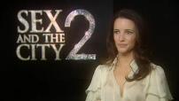 "Interview (Junket) Kristin Davis pour ""Sex and the city 2"""