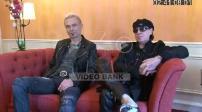 Interview de Klaus Meine et Rudolf Schenker des Scorpions