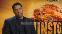 """Interview (Junket) Denzel Washington pour """"Unstoppable"""""""