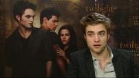 """Interview (Junket) Robert Pattinson pour """"Twilight, chapitre II : Tentation"""""""