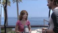 Interview Dana Delany au Festival de télé de Monté Carlo