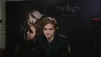 "Interview (Junket) Robert Pattinson pour ""Twilight"""