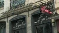 """Illustrations restaurant """"La petite cour"""" ; Illustrations cromesquis ; Illustrations repas au restaurant"""