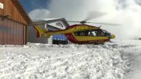Illustrations Peloton de gendarmerie de haute montagne de l'Alpe d'Huez