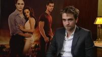 """Interview (Junket) Robert Pattinson pour """"Twilight Chapitre 4 : Révélation"""""""