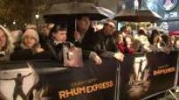 Avant premiere Rhum Express à Paris