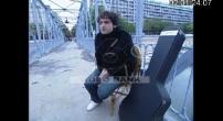 Interview Mathieu Chedid à propos de la BO d'Arsène Lupin (2004)