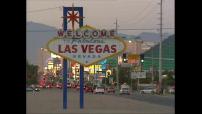 Illustrations Las Vegas night