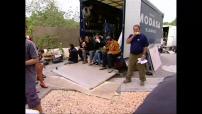 Behind the scenes movieing People: Jet Set 2 3/5