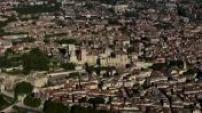 Vues Aériennes Avignon, Palais des Papes