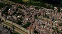 Vues Aériennes Carcassonne (Languedoc Roussillon)