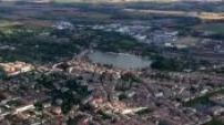 Vues Aériennes Castelnaudary (Languedoc Roussillon)
