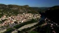 Vues Aériennes Anduze (Languedoc Roussillon)