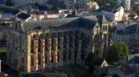 Vues aériennes de Châlons en Champagne en Champagne-Ardenne